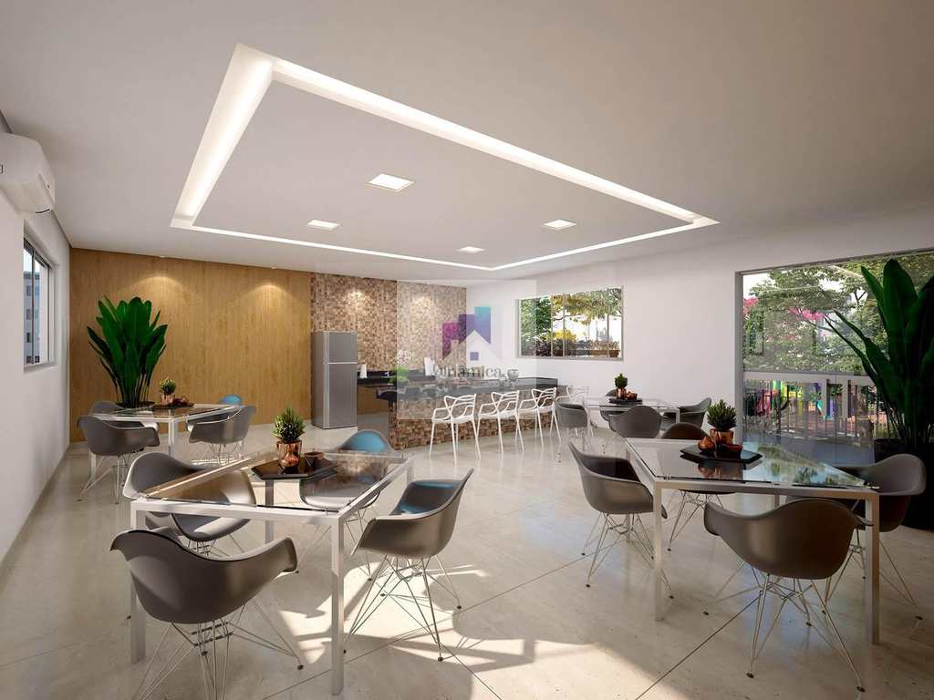 Apartamento em Contagem, no bairro Três Barras