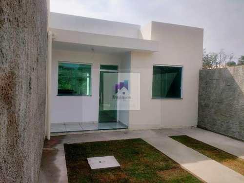 Casa, código 123 em São Joaquim de Bicas, bairro Pedra Branca I Seção
