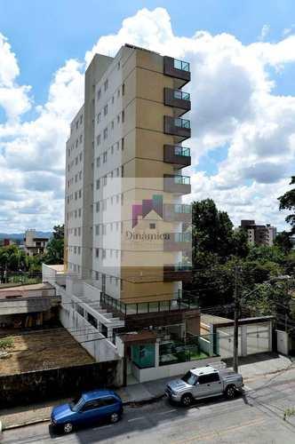 Apartamento, código 150 em Betim, bairro Centro