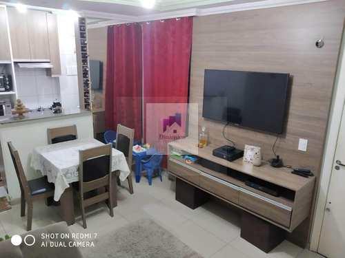 Apartamento, código 463 em Betim, bairro Nova Baden