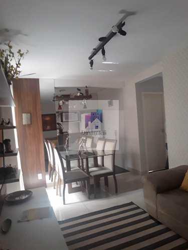 Apartamento, código 114 em Contagem, bairro Centro