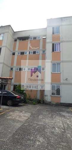Apartamento, código 180 em Contagem, bairro Bernardo Monteiro