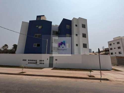 Apartamento, código 377 em Contagem, bairro Xangri-Lá