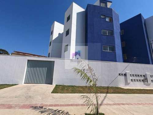 Cobertura, código 380 em Contagem, bairro Xangri-Lá