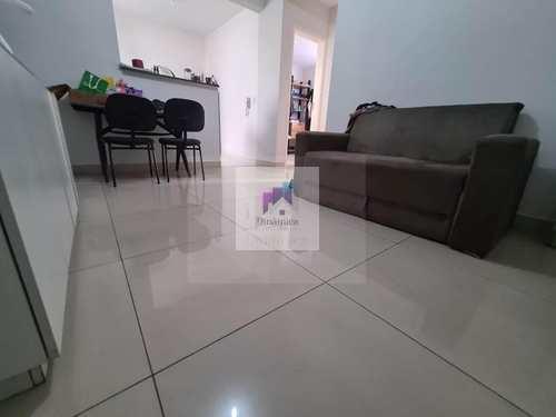 Apartamento, código 464 em Contagem, bairro Fonte Grande