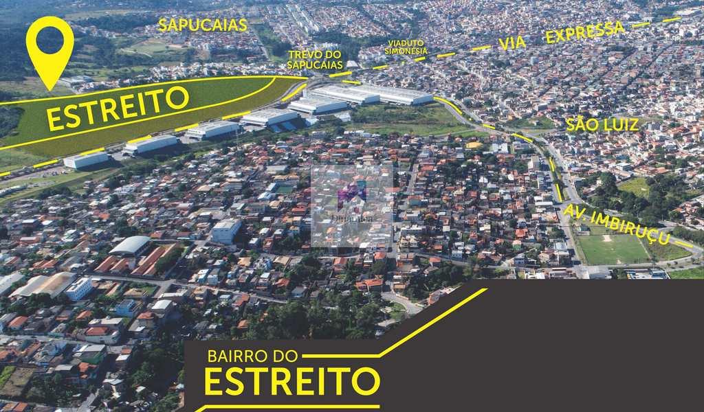 Loteamento em Contagem, bairro Sapucaia II