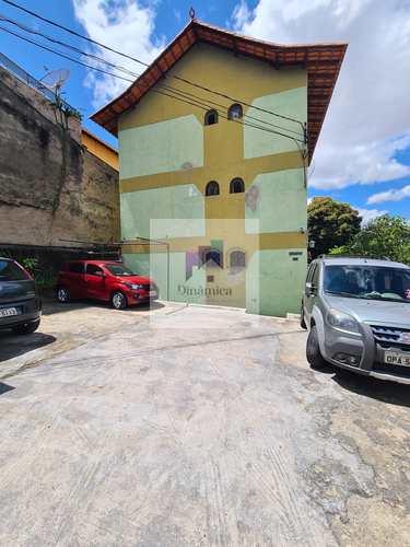 Apartamento, código 488 em Contagem, bairro Eldorado
