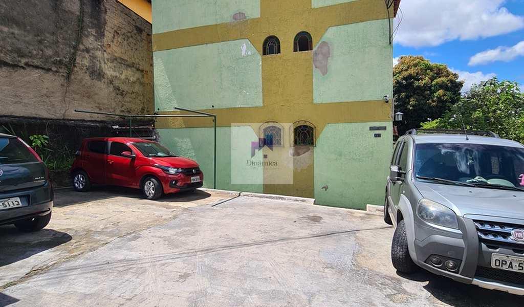 Apartamento em Contagem, bairro Eldorado