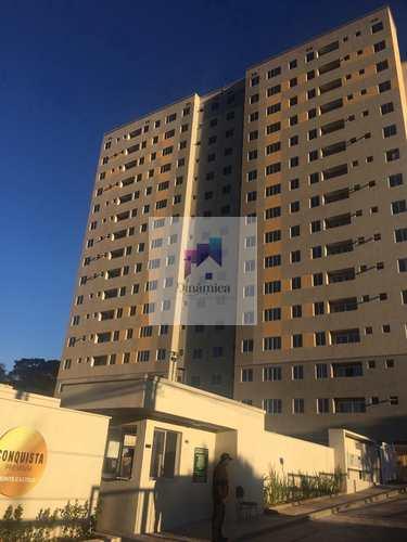 Apartamento, código 496 em Contagem, bairro Monte Castelo