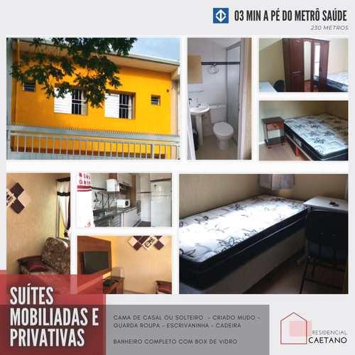Casa, código 3 em São Paulo, bairro Saúde
