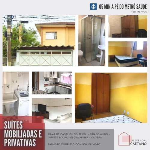 Casa, código 4 em São Paulo, bairro Saúde