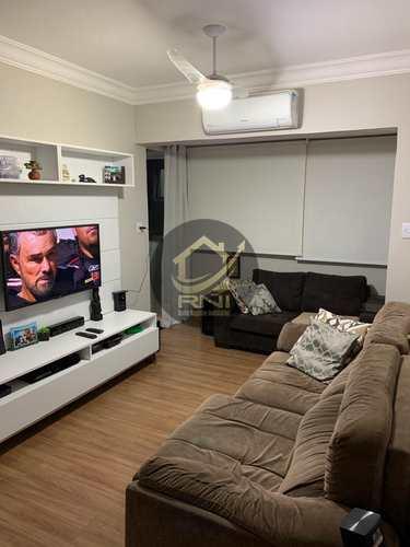 Apartamento, código 15 em Santos, bairro Gonzaga