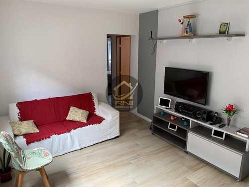 Apartamento, código 16 em Santos, bairro Embaré