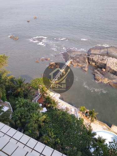 Apartamento, código 23 em São Vicente, bairro Ilha Porchat