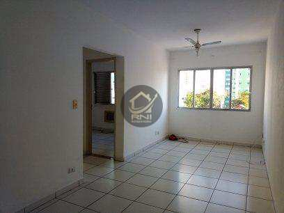 Apartamento, código 65240367 em São Vicente, bairro Itararé