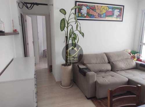 Apartamento, código 65240160 em Santos, bairro Ponta da Praia