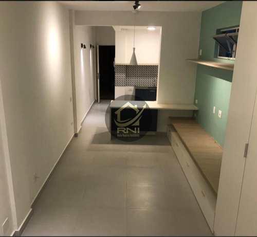 Apartamento, código 65196876 em Santos, bairro Gonzaga
