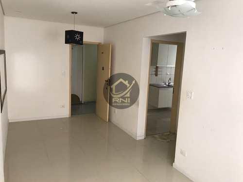 Apartamento, código 65197368 em São Vicente, bairro Itararé