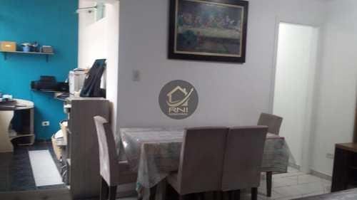 Apartamento, código 65188570 em Santos, bairro Gonzaga