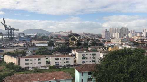 Apartamento, código 65188572 em Santos, bairro Estuário
