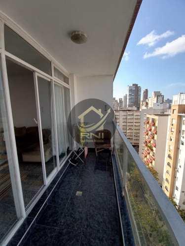 Apartamento, código 65179641 em Santos, bairro Gonzaga