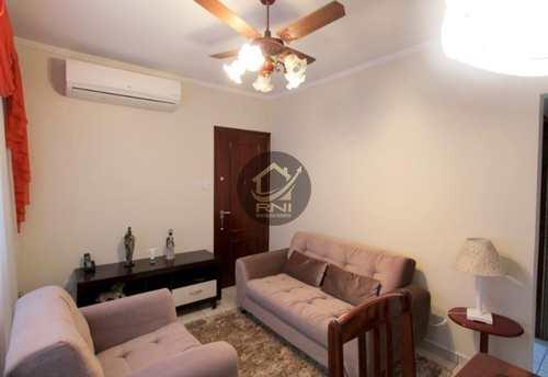Apartamento, código 65118760 em Santos, bairro Pompéia