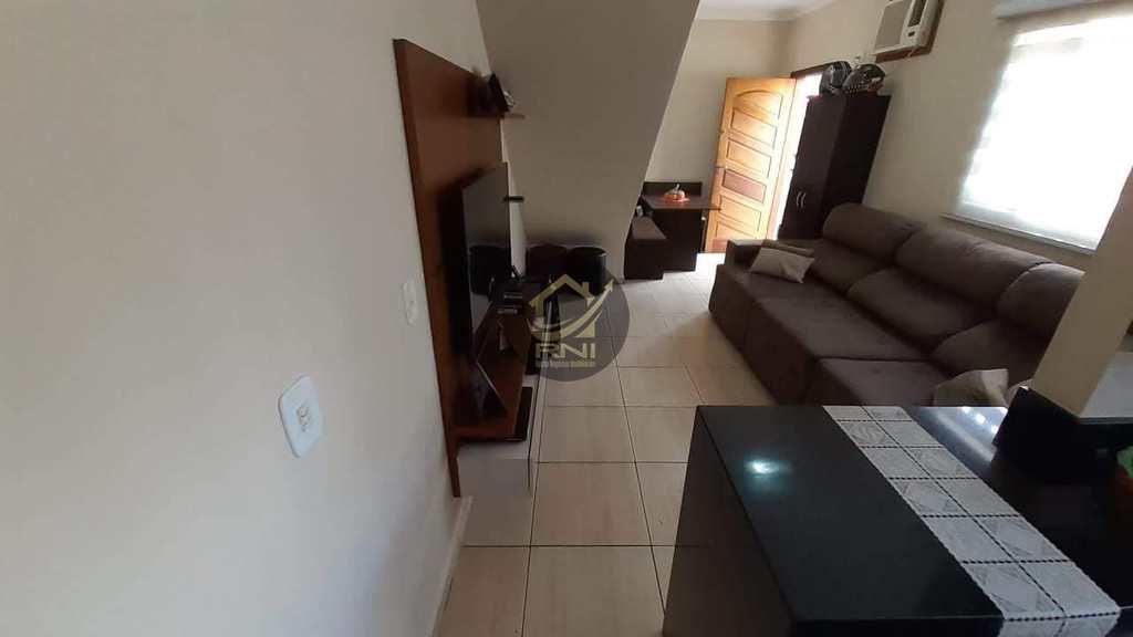 Casa em Santos, no bairro Bom Retiro