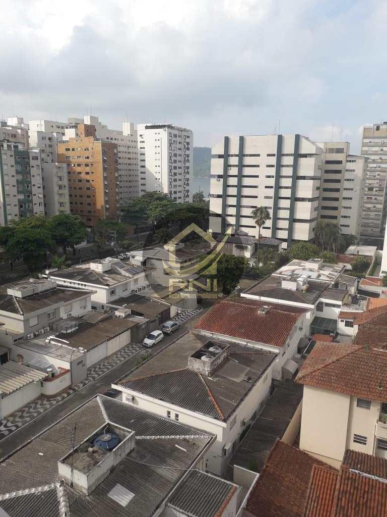 Kitnet em Santos, no bairro Aparecida
