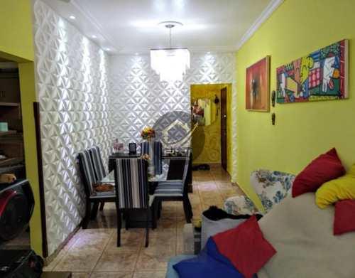 Apartamento, código 64982125 em Santos, bairro Marapé