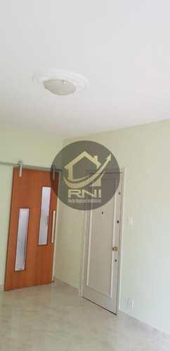 Apartamento, código 63996416 em Santos, bairro Gonzaga