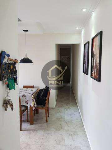 Apartamento, código 63829208 em Santos, bairro Macuco