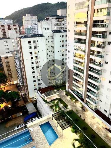 Apartamento, código 63737714 em Santos, bairro José Menino