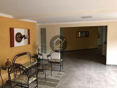 Apartamento, código 63682508 em Santos, bairro Saboó