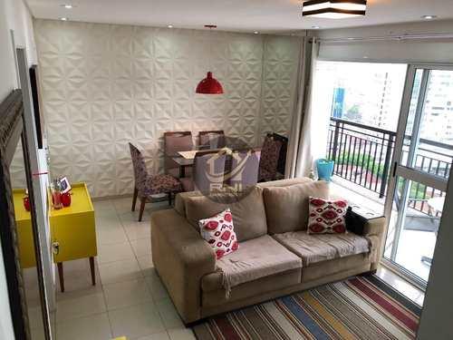 Apartamento, código 63585181 em Santos, bairro Gonzaga