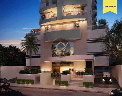 Apartamento, código 63518533 em Santos, bairro Gonzaga