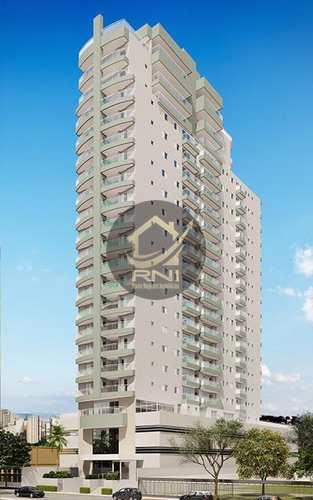 Apartamento, código 63518155 em Santos, bairro Gonzaga