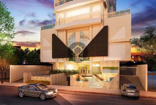 Apartamento, código 63498184 em Santos, bairro Ponta da Praia