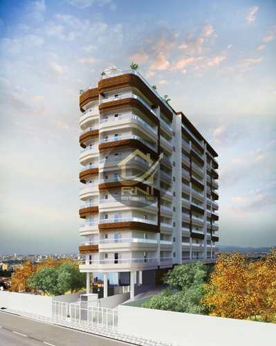 Apartamento, código 63494524 em Praia Grande, bairro Caiçara