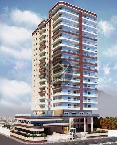 Apartamento, código 63493393 em Praia Grande, bairro Guilhermina
