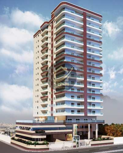 Apartamento, código 63492223 em Praia Grande, bairro Guilhermina