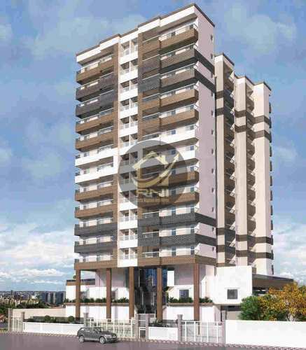 Apartamento, código 63473004 em Praia Grande, bairro Canto do Forte