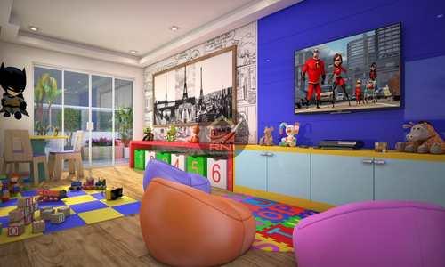 Apartamento, código 63472182 em Praia Grande, bairro Guilhermina