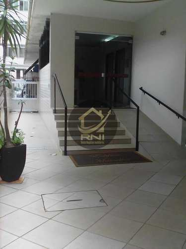 Apartamento, código 63471391 em Santos, bairro Ponta da Praia