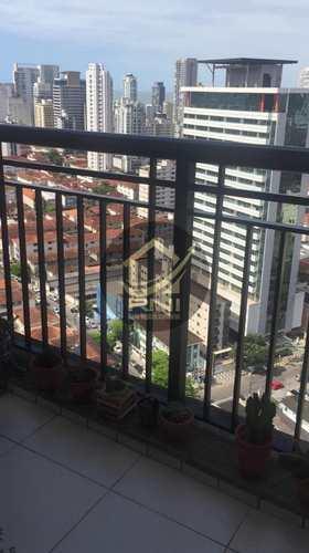 Apartamento, código 63470323 em Santos, bairro Gonzaga