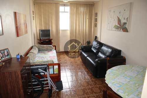 Apartamento, código 63310463 em Santos, bairro José Menino