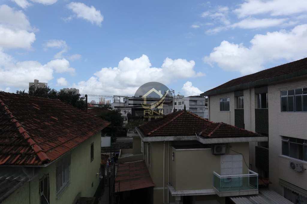 Sobrado em Santos, no bairro Vila Belmiro