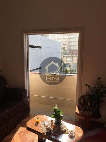 Apartamento, código 62875059 em Santos, bairro José Menino