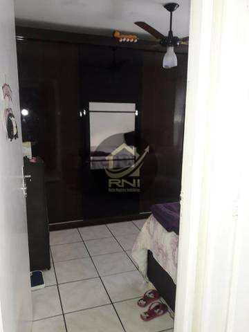 Apartamento, código 62847397 em Santos, bairro Aparecida