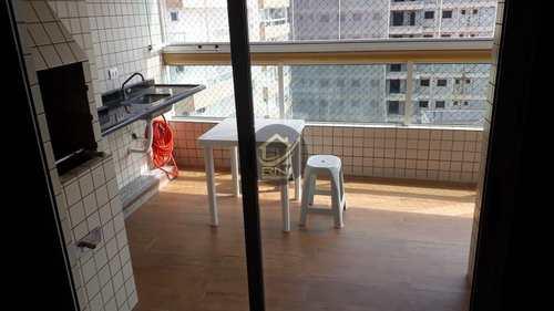 Apartamento, código 62577593 em Praia Grande, bairro Tupi