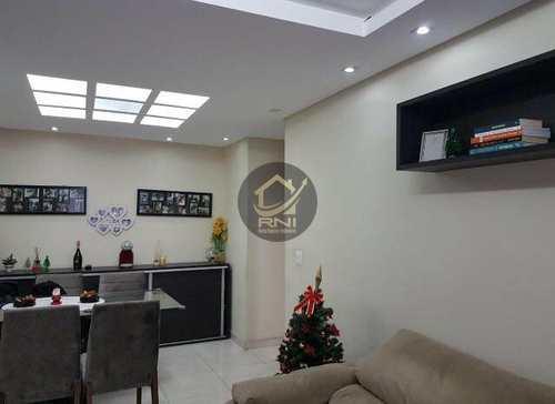 Apartamento, código 61739323 em Santos, bairro Morro Nova Cintra